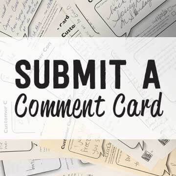 Submit a Comment Card